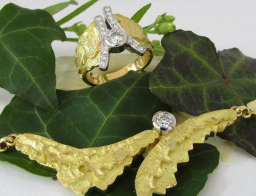 gioielli adamas oro con brillanti